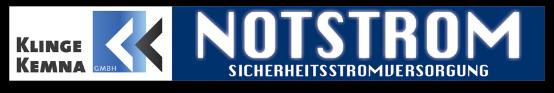 Notstrom Berlin Logo